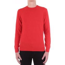 Textiel Heren Truien Bramante D8001 Rosso