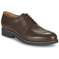 Schoenen Heren Derby & Klassiek Pellet Magellan Bruin