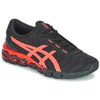 Schoenen Heren Lage sneakers Asics GEL-QUANTUM 180 5 Zwart / Oranje