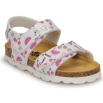 Schoenen Meisjes Sandalen / Open schoenen Citrouille et Compagnie BELLI JOE Print / Fruit