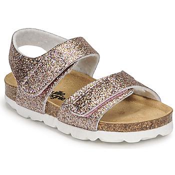 Schoenen Meisjes Sandalen / Open schoenen Citrouille et Compagnie BELLI JOE Multi