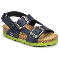 Schoenen Jongens Sandalen / Open schoenen Citrouille et Compagnie KELATU Marine