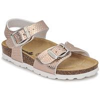 Schoenen Meisjes Sandalen / Open schoenen Citrouille et Compagnie RELUNE Brons