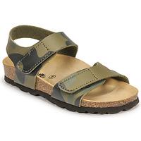 Schoenen Jongens Sandalen / Open schoenen Citrouille et Compagnie BELLI JOE Camouflage