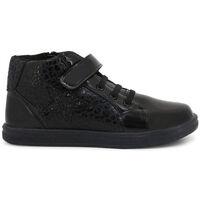 Schoenen Kinderen Hoge sneakers Shone - 183-171 Zwart