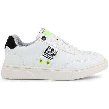 Schoenen Kinderen Lage sneakers Shone - s8015-002 Wit