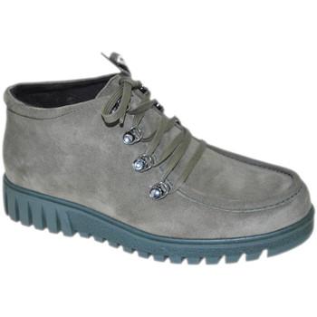 Schoenen Dames Laarzen Calzaturificio Loren LOE0699kaki verde
