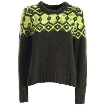 Textiel Dames Truien Fracomina F120W01020K04501 Groen