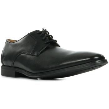 Schoenen Heren Derby Clarks Gilman Lace Zwart