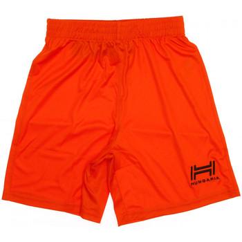 Textiel Heren Korte broeken / Bermuda's Hungaria  Oranje