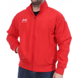 Textiel Heren Wind jackets Hungaria  Rood