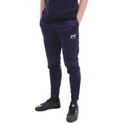 Textiel Heren Trainingsbroeken Hungaria  Blauw