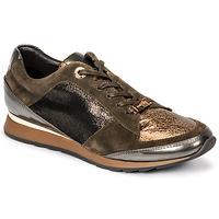 Schoenen Dames Lage sneakers JB Martin VILNES H18 Kaki