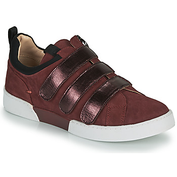 Schoenen Dames Lage sneakers JB Martin GERADO Bordeau