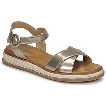 Schoenen Dames Sandalen / Open schoenen JB Martin JENS Nude