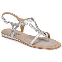 Schoenen Dames Sandalen / Open schoenen JB Martin ALANIS Metaal / Zilver