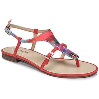 Schoenen Dames Sandalen / Open schoenen JB Martin GAELIA E19 Rood