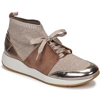 Schoenen Dames Lage sneakers JB Martin KASSIE SOCKS Bizon