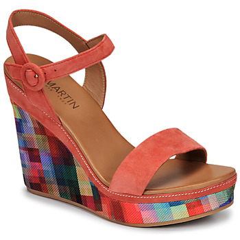 Schoenen Dames Sandalen / Open schoenen JB Martin LIVE E19 Multi