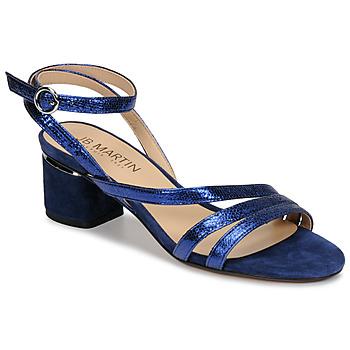 Schoenen Dames Sandalen / Open schoenen JB Martin MAEVA Blauw