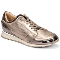 Schoenen Dames Lage sneakers JB Martin VILNES E19 Metaal / Steen