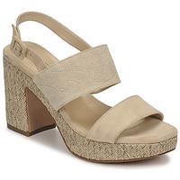 Schoenen Dames Sandalen / Open schoenen JB Martin XIAO Zand