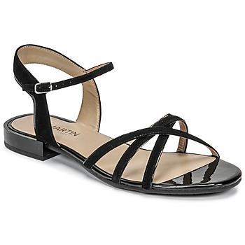 Schoenen Dames Sandalen / Open schoenen JB Martin BAOLI Zwart