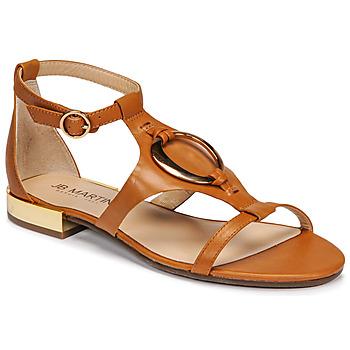 Schoenen Dames Sandalen / Open schoenen JB Martin BOCCIA Bruin