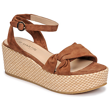 Schoenen Dames Sandalen / Open schoenen JB Martin CAPRI Tan