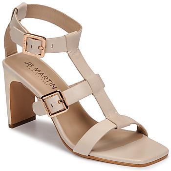 Schoenen Dames Sandalen / Open schoenen JB Martin DORIL Beige