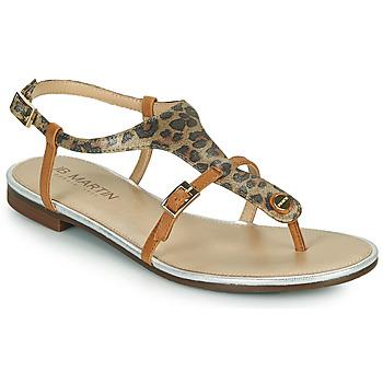 Schoenen Dames Sandalen / Open schoenen JB Martin GAELIA E20 Argan