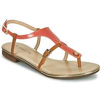 Schoenen Dames Sandalen / Open schoenen JB Martin GAELIA E20 Koraal
