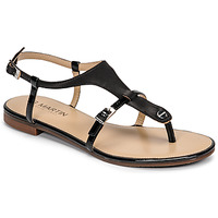 Schoenen Dames Sandalen / Open schoenen JB Martin GAELIA E20 Zwart