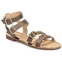 Schoenen Dames Sandalen / Open schoenen JB Martin GAPI E20 Olijf