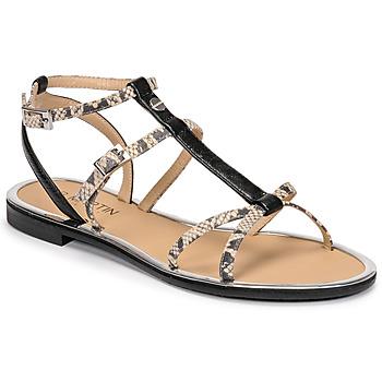 Schoenen Dames Sandalen / Open schoenen JB Martin GRIOTTES E20 Wit
