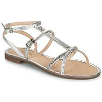 Schoenen Dames Sandalen / Open schoenen JB Martin GRIOTTES Zilver