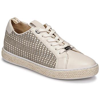 Schoenen Dames Lage sneakers JB Martin INAYA Beige