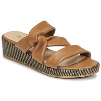 Schoenen Dames Sandalen / Open schoenen JB Martin JAM Tan