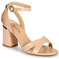 Schoenen Dames Sandalen / Open schoenen JB Martin KIMOE Poeder