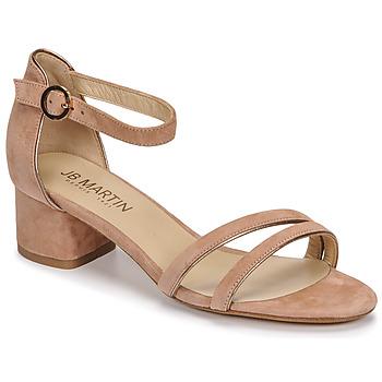 Schoenen Dames Sandalen / Open schoenen JB Martin MACABO Roze