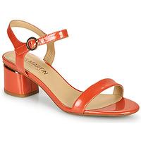 Schoenen Dames Sandalen / Open schoenen JB Martin MALINA E20 Koraal