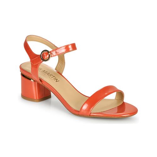 Schoenen Dames Sandalen / Open schoenen JB Martin MALINA Koraal