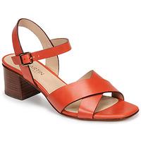 Schoenen Dames Sandalen / Open schoenen JB Martin OXIA Papaya