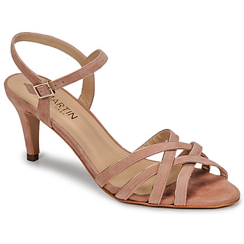 Schoenen Dames Sandalen / Open schoenen JB Martin PIRIA Roze