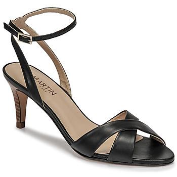 Schoenen Dames Sandalen / Open schoenen JB Martin POETIE Zwart