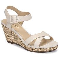Schoenen Dames Sandalen / Open schoenen JB Martin QUERIDA E20 Beige