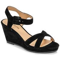 Schoenen Dames Sandalen / Open schoenen JB Martin QUERIDA E20 Zwart