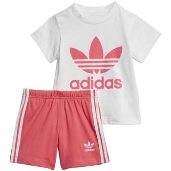 Textiel Kinderen Setjes adidas Originals  Wit