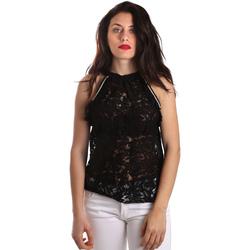 Textiel Dames Tops / Blousjes Gaudi 911BD45026 Zwart