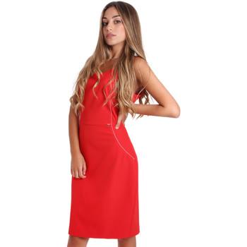 Textiel Dames Korte jurken Fracomina FR20SP645 Rood